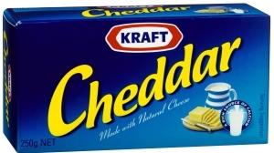 Kraft Cheddar anyone?